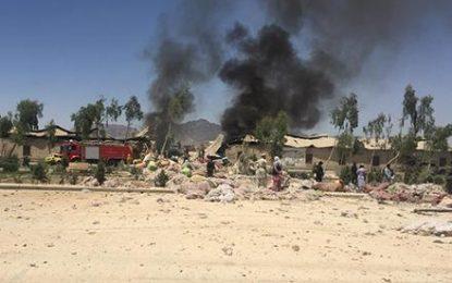 انفجار در کندهار ۱۶ کشته و ۴۰ زخمی بر  جا گذاشته است