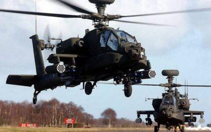 هند از آمریکا چرخبال نظامی میخرد