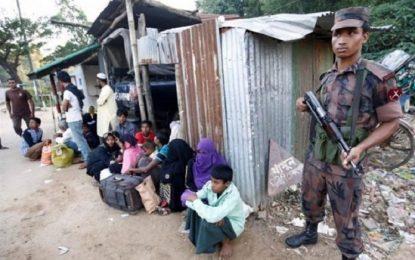 سازمان عفو بین الملل خواستار  مجازات نظامیان ارشد میانمار شد