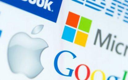 گوگل در صدر ۱۰ شرکت با ارزش تجاری جهان
