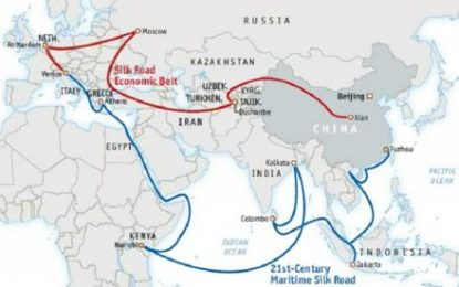 تلاش چین برای شامل سازی افغانستان در پروژه کمربند و راه