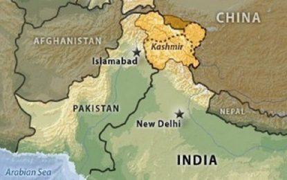 نظامیان هند و پاکستان در مناطق مرزی دو کشور با هم درگیر شدند