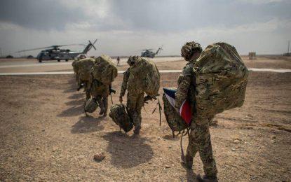 بریتانیا ۴۹۰ نظامی جدید به افغانستان فرستاده است