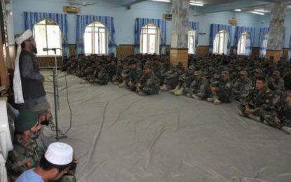 علمای پکتیا: جنگ در برابر نیروهای امنیتی کشور نامشروع است