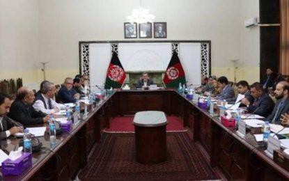 برگزاری نشست مشترک احزاب، کمیسونهای انتخاباتی، جامعه بین المللی و حکومت در کابل