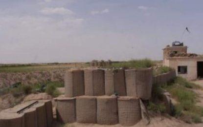 کمپ اردوی ملی در غورماچ فاریاب پس از ۴۸ ساعت درگیری با طالبان سقوط کرده است