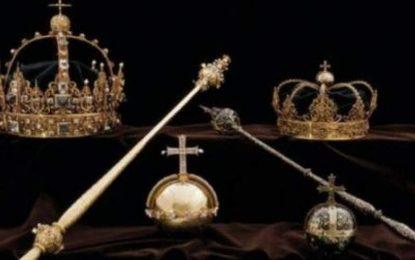جواهرات سلطنتی سویدن  دزدی شد