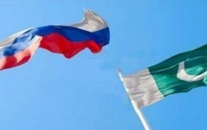 دستیافتن روسیه و پاکستان به یک توافق در زمینه همکاریهای نظامی