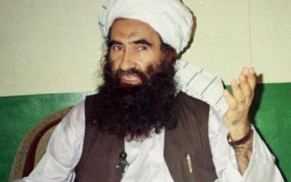 طالبان مرگ رهبر شبکه حقانی را تایید کرده است