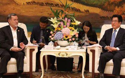 دانش: برنامه  افغانستان و چین را به اروپا، آسیا و افریقا وصل میکند