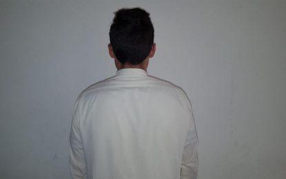 منشی یک صرافی در شهر زرنج نیمروز به اتهام دزدی دستگیر شده است