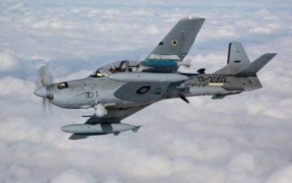 در حملات هوایی ارتش در غزنی ۳۰ عضو شبکه حقانی کشته شدهاند