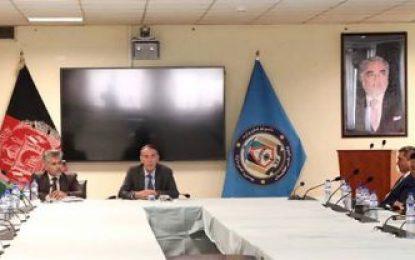 ۲۰ کارمند وزارت داخله برای فراگیری علوم نظامی به روسیه فرستاده شدند