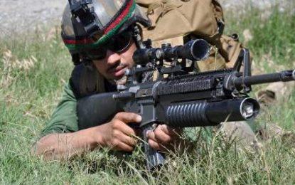 تلفات سنگین طالبان در سه ولایت کشور/ ۳۶ کشته و ۱۷ زخمی