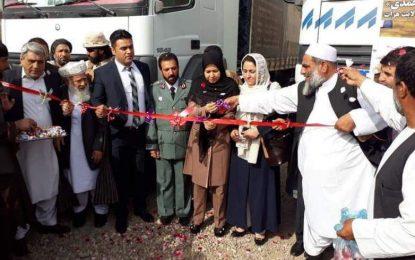 افغانستان، عضویت سیستم باربری بین المللی را به دست آورد