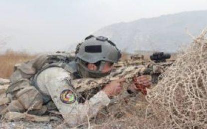۹ پولیس سرحدی در ولایت نیمروز کشته و زخمی شدند