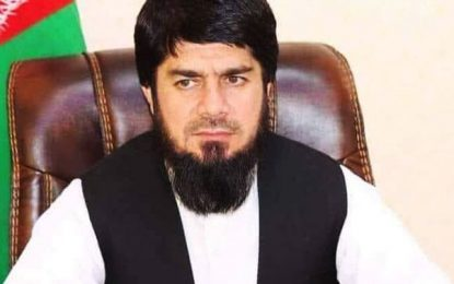 محمد شعیب ثابت به عنوان والی فراه مقرر شد