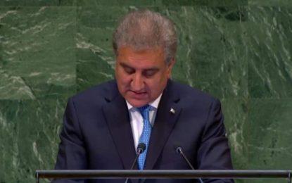 وزیر خارجه پاکستان: جنگ افغانستان تنها راه حل سیاسی دارد