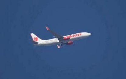 هواپیمای مسافر بری بوئینگ ۷۳۷ در اندونیزیا سقوط کرد