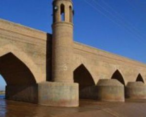 پل تاریخی مالان هرات بازسازی و از فرسایش آن جلوگیری شد