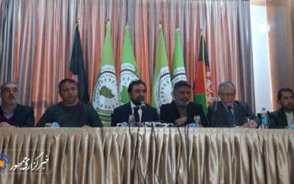 ائتلاف بزرگ ملی تکت ۸ نفره برای انتخابات سال آینده معرفی میکند