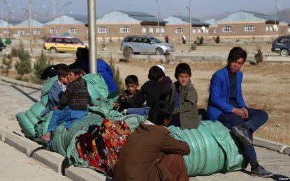 بیش از ۱۰ هزار خانواده در اثر جنگهای اخیر در کشور بیجا شدهاند