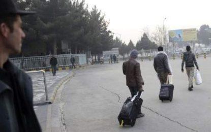 در جریان سال روان میلادی، ۲۶ هزار پناهجوی افغان از ترکیه به کشور برگشتهاند