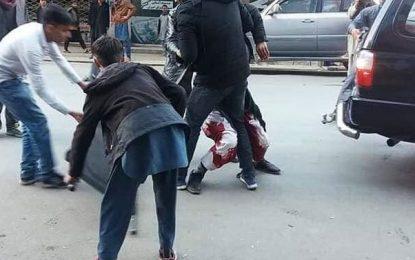 در دومین روز تظاهرات در کابل، ۴ نفر کشته و ۲۱ غیر نظامی دیگر زخمی شدند