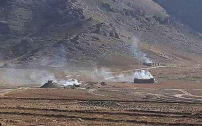 طالبان در حمله به جاغوری غزنی شکست خوردند