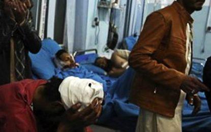 شمار قربانیان حمله انتحاری دیروز در کابل به ۵۰ تن افزایش یافته است