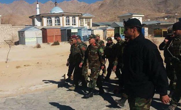 عملیات برای پاکسازی طالبان در ولسوالیهای جاغوری و مالستانی غزنی آغاز شده است