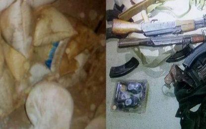 نیروهای امنیتی پکتیا ۱۱ انبار بزرگ مواد مخدر را از بین برده است