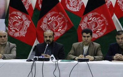کمیسیون انتخابات، نتایج ابتدایی انتخابات پارلمانی ۵ ولایت دیگر را نیز اعلام کرد
