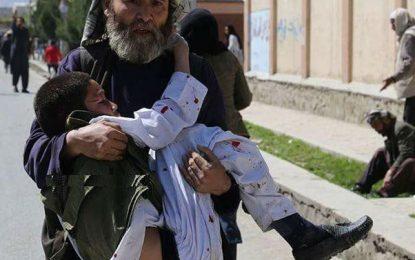 یوناما: کودکان افغانستان از درگیریها باید دور نگهداشته شود