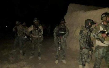 طالبان در درگیری با نیروهای امنیتی و دفاعی در سرپل و فاریاب ۲۵ کشته داده اند