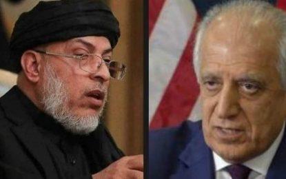 دور بعدی مذاکرات میان امریکا و طالبان ماه آینده برگزار میشود