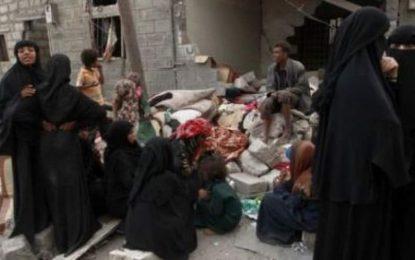 سازمان ملل از بروز بحران انسانی در یمن هشدار میدهد