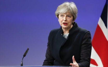 نخست وزیر بریتانیا از مجلس این کشور رای اعتماد گرفت