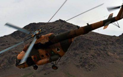 در حملات نیروهای هوایی در شمال کشور، ۱۱ طالب کشته شده است