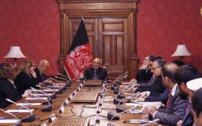 خلیلزاد جزئیات مذاکرات قطر را با حکومت افغانستان شریک کرده است