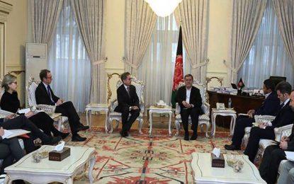اتحادیه اروپا از موقف افغانستان در مذاکرات صلح حمایت کردند