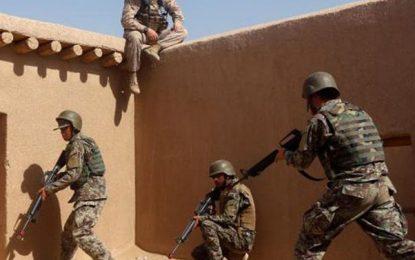 نیروهای اردوی ملی ۱۶ طالب را در غزنی از پا در آوردند