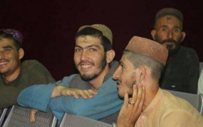 نیروهای ویژه ۷ نفر را از زندان طالبان در هلمند رها کردند