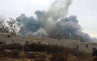 ماین دستساز طالبان جان ۱۵ عضو این گروه را در قندز گرفت