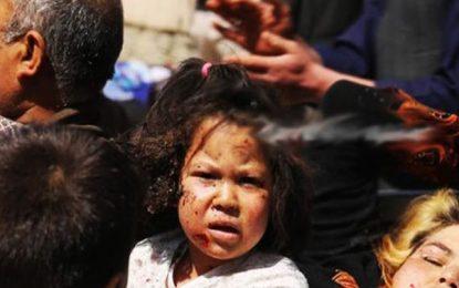 افغانستان در سال ۲۰۱۷ بد ترین سال برای کودکان بوده است