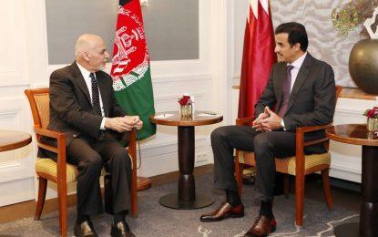 اتحادیه اروپا و قطر از مذاکرات بین الافغانی حمایت کردند