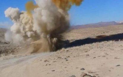 انفجار ماین در لغمان جان ۶ فرد ملکی را گرفت
