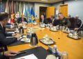نشست سری ترامپ با نهادهای امنیتی این کشور در مورد افغانستان