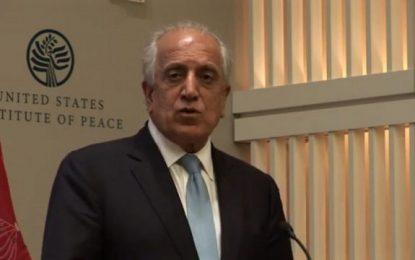 خلیلزاد: امریکا و ناتو مشترکا در مورد ادامه حضورشان در افغانستان تصمیم میگیرند