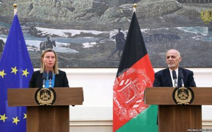 رئیس جمهور: افغانستان در لحظات دشوار اما در عین حال در بهترین فرصت برای پایان بحران ۴۰ ساله قراردارد